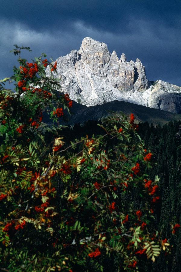 fotografie - Zářijové světlo Dolomit III