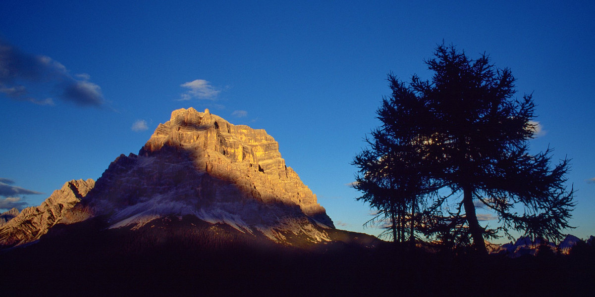 fotografie - Metamorfózy Monte Pelma I