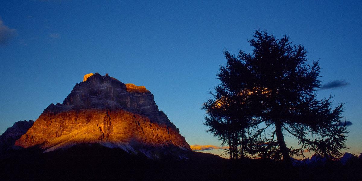 fotografie - Metamorfózy Monte Pelma II