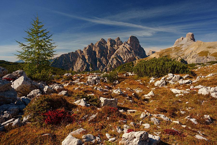 fotografie - Vábení podzimních hor