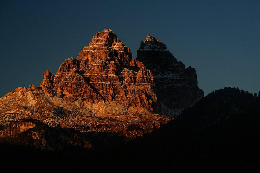 fotografie - Diamantové hory
