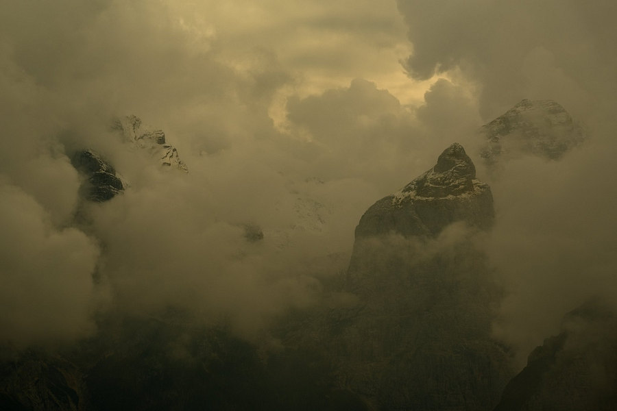 fotografie - Éterická krajina II