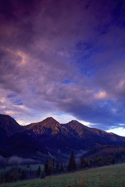 fotografie - Šerosvit horského rána