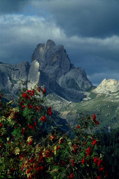 fotografie - Zářijové světlo Dolomit II