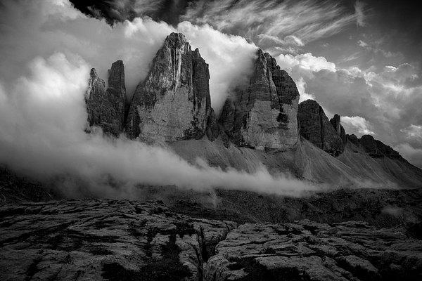 fotografie - Oblačné opojení III