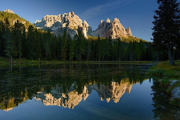 fotografie - Krajina na dně nebe