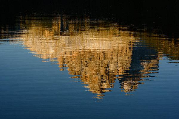 fotografie - Laskání vlnkami