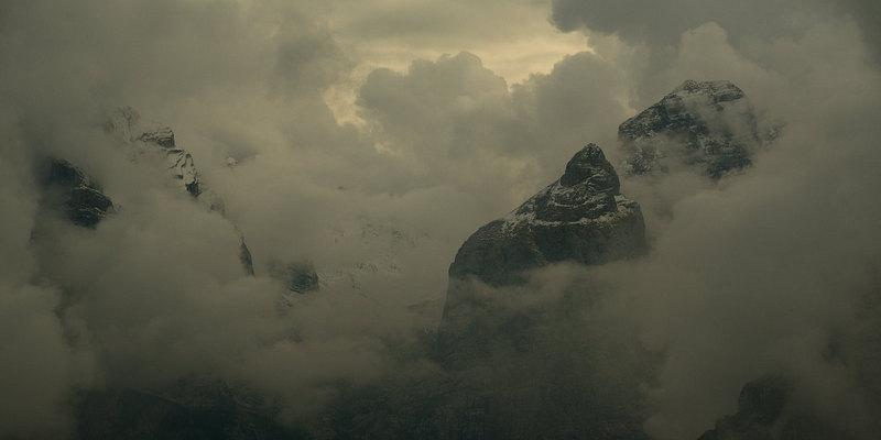 fotografie - Éterická krajina I