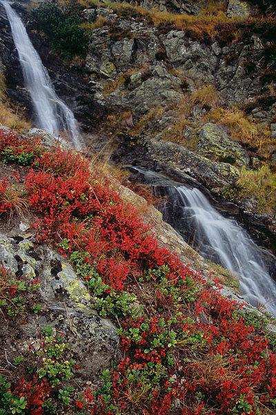 fotografie - Podzimní vodopád II
