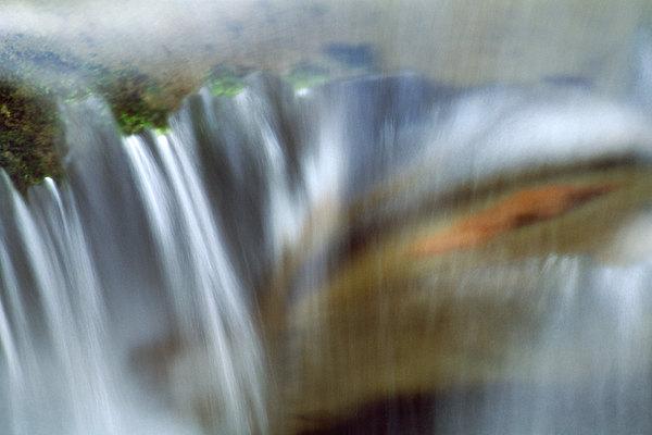 fotografie - Kreace pohybu a barev
