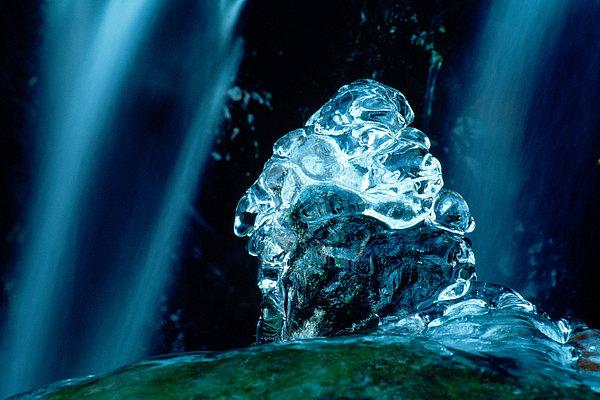 fotografie - Domeček ledových skřítků