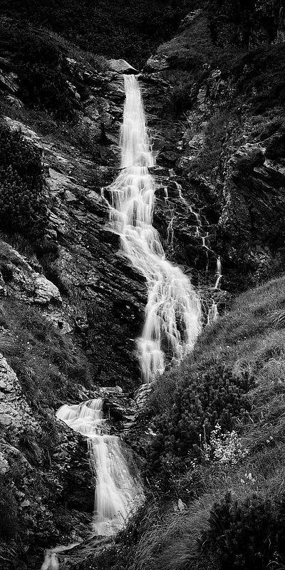 fotografie - Elegance padající vody