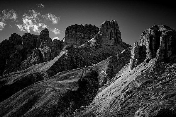 fotografie - Světla stín